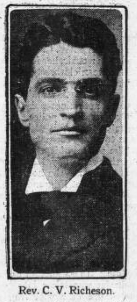 Rev Clarence Virgil Thompson Richeson
