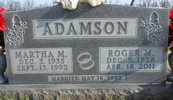 "Roger Melton ""Pud"" Adamson"