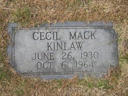 Cecil Mack Kinlaw
