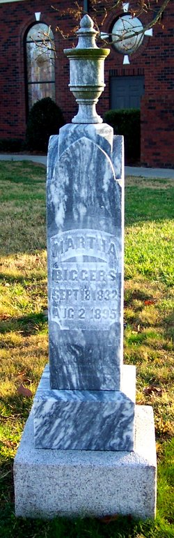Martha Rosie <I>Sinclair</I> Biggers