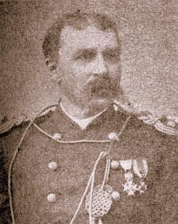 Capt John Burges Johnson