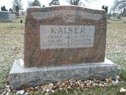 Charlotte <I>Kerbel</I> Kaiser