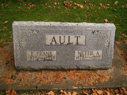 Nettie <I>Durstine</I> Ault
