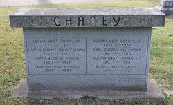 Happy Temperance <I>Kinney</I> Chaney