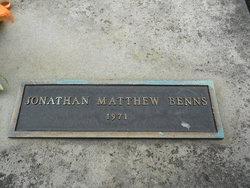 Jonathan Matthew Benns