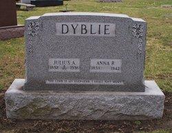 Anna R. <I>Hoff</I> Dyblie