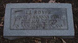 Leroy R. Dyblie