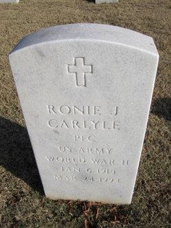 Ronie Joseph Carlisle