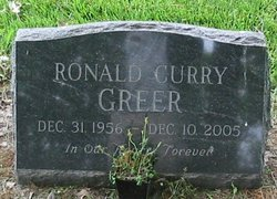 Ronald Curry Greer