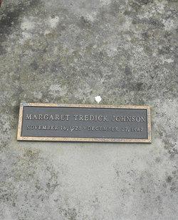 Margaret Tredick Johnson
