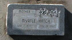 Myrtle <I>Hatch</I> Conover