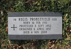 "Vernon Charles ""Fr. Regis"" Probstfield"