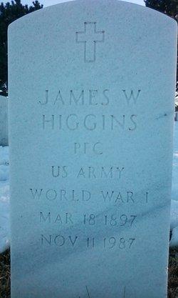 James W. Higgins