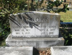 Charles Edward Stocks