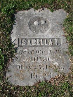 Isabella F Allen