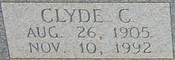 Clyde C. Reynolds