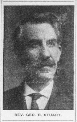 George Rutledge Stuart, Sr