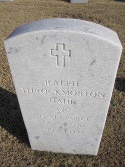 Ralph Throckmorton Dahl
