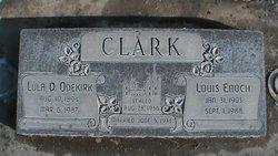 Louis Enoch Clark