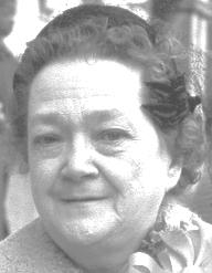 "Mrs Josephine ""Josie"" <I>O'Byrne</I> Mackiney"
