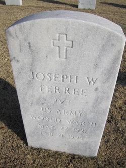 Joseph Welton Ferree