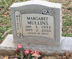 Margaret Mullins