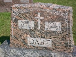 Charles A Dart