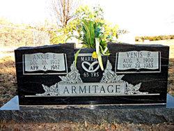 Annie Eliza <I>Trent</I> Armitage