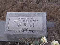Emilia Buchanan