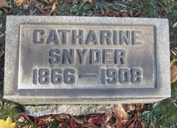 Catharine Snyder