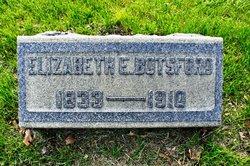 Elizabeth Electra <I>Marble</I> Botsford