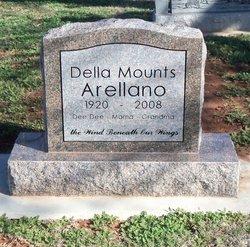 Della <I>Mounts</I> Arellano
