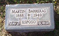 Martin Gonzales Barreras