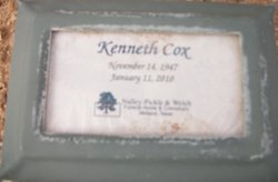 Kenneth Duane Cox