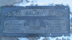 Paul Anthony Brown