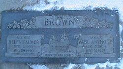 Helen Louise <I>Palmer</I> Brown