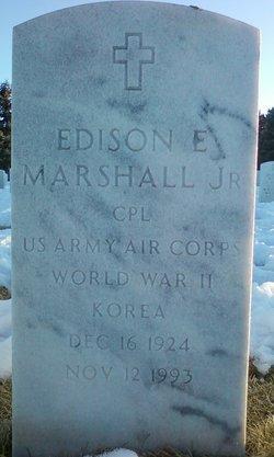 Edison E Marshall, Jr