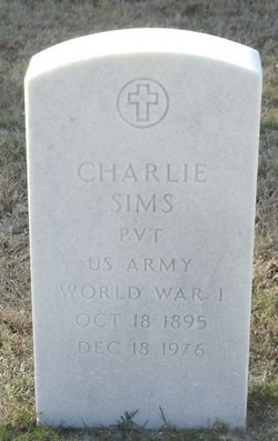 Charlie Sims