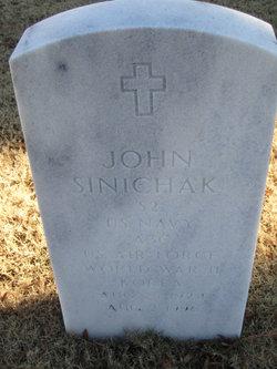 John Sinichak