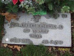 """Paul Revere """"Junior"""" Baldwin, Jr"""