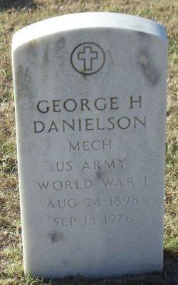 George H Danielson