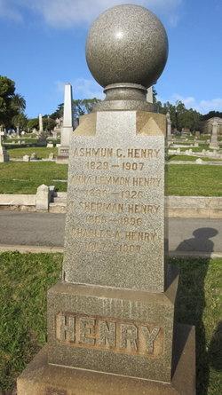 Ashmun C. Henry