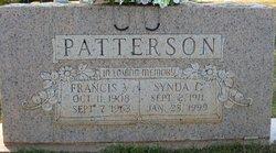 Synda <I>Collier</I> Patterson