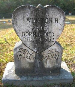 Winston H. Wade