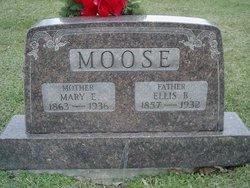 Mary Ellen <I>Tedrow</I> Moose