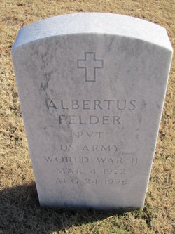 Albertus Felder