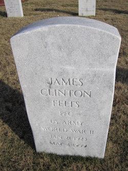 James Clinton Felts