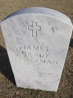 James Grady Fesperman