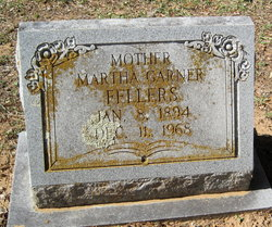 Martha Elizabeth <I>Appling</I> Fellers