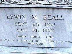 Lewis McCormick Beall